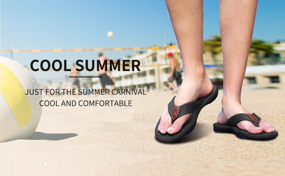 sandals for men waterproof comfort