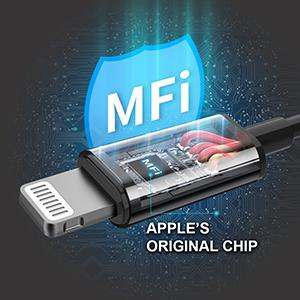 MFi certified