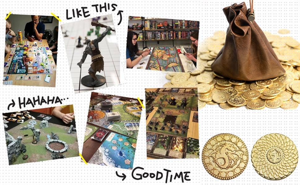 board game accessories