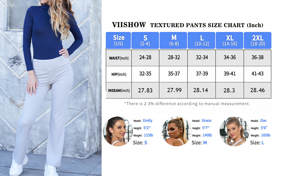 Please check the size chart to select the item.