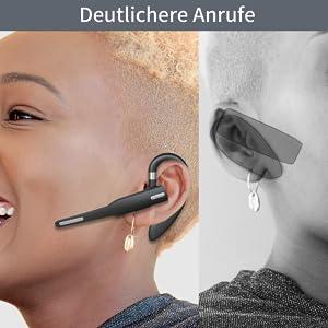 bluetooth headset mit mokrofon