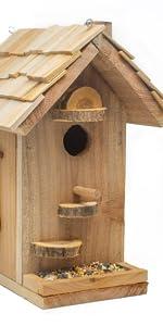 premium birdhouse