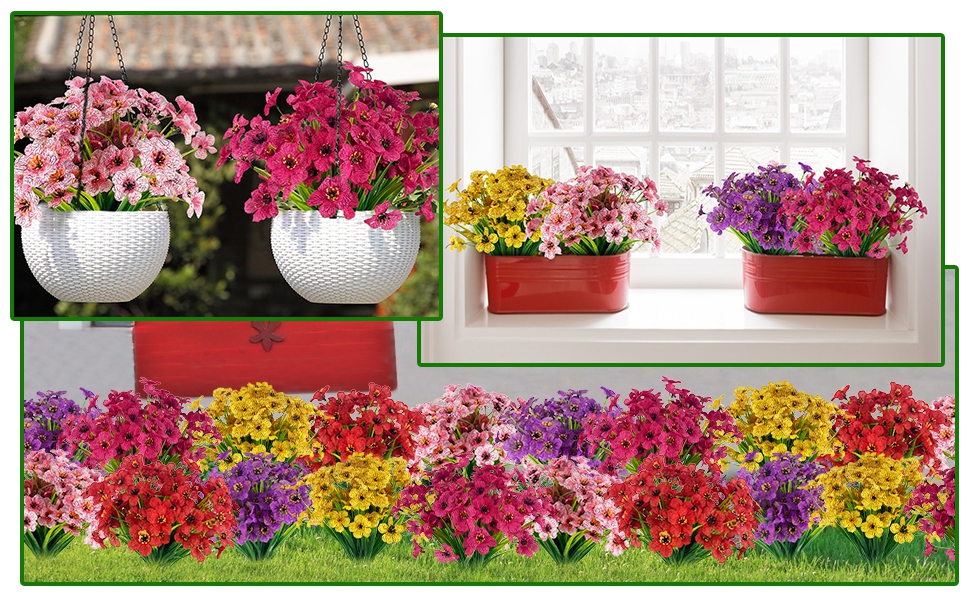 artificial plants & flowers outdoor artificial flowers faux flowers artificial flowers bul