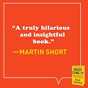 a truly hilarious and insightful book - martin short