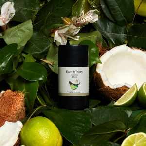Each and Every Coconut and Lime Deodorant