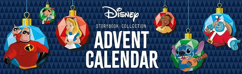 disney advent calendar banner 2021