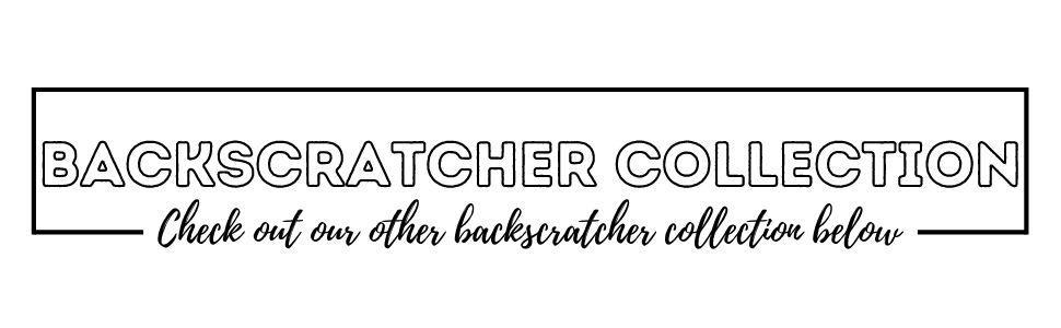 backscratcher collection shoehorn