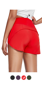 women running shorts with pockets