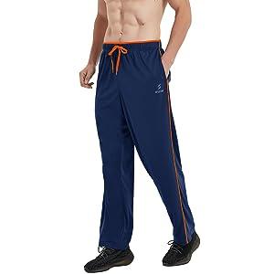 navy blue sweatpants for men