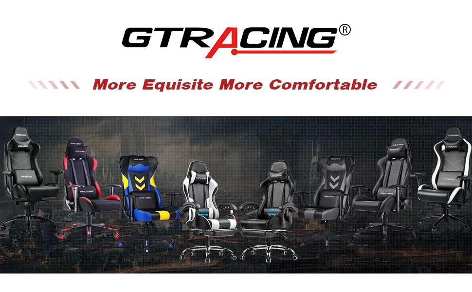 Gaming Chairs of GTRACING