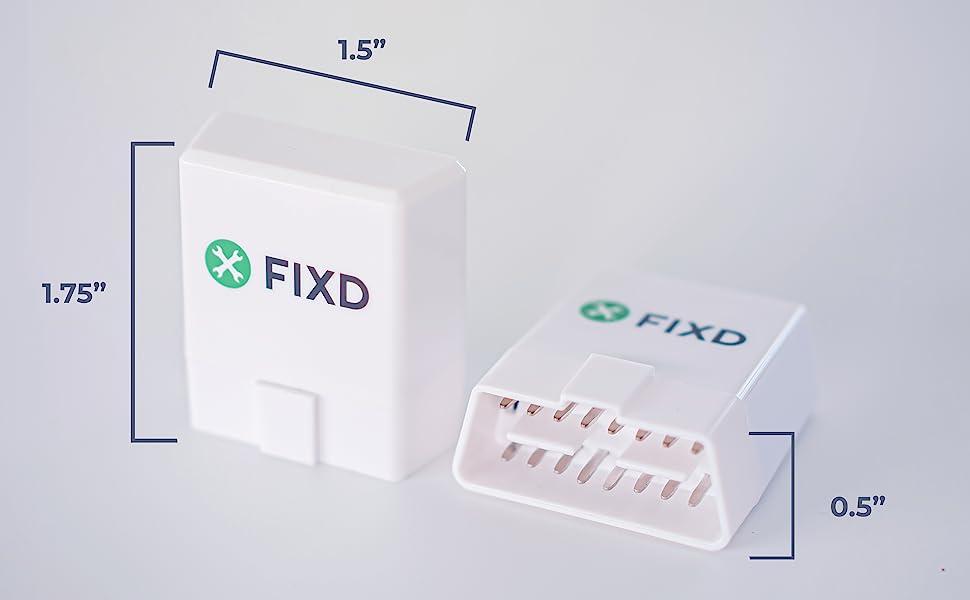 FIXD Detail Dimensions