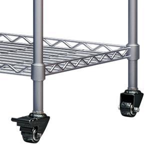 5shelf chrome steels