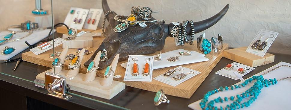 turquoise skies luxury southwest gallery albuquerque jewelry