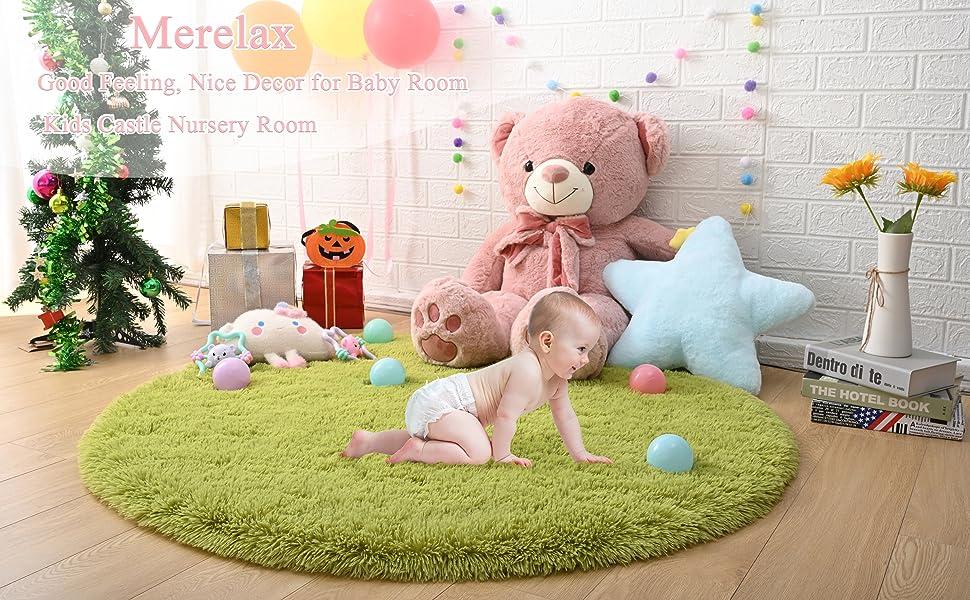 Merelax nice decor area rug