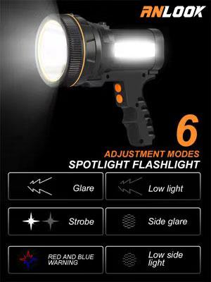 spotlight flashlight