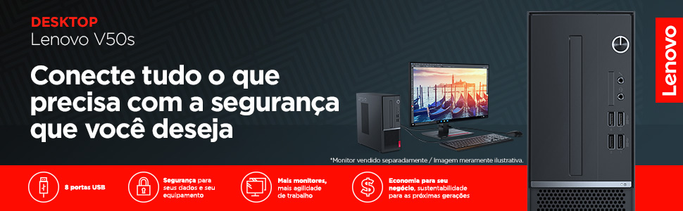 LENOVO | Desktop Lenovo V50s – Building Block