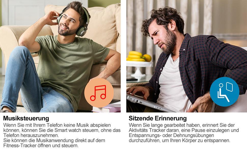 Musiksteuerung