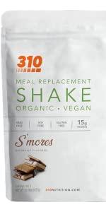 310 Nutrition S'mores shake
