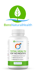 Total health for the prostate