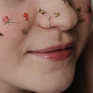 unpierced nose rings