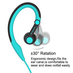 Adjustable earhook