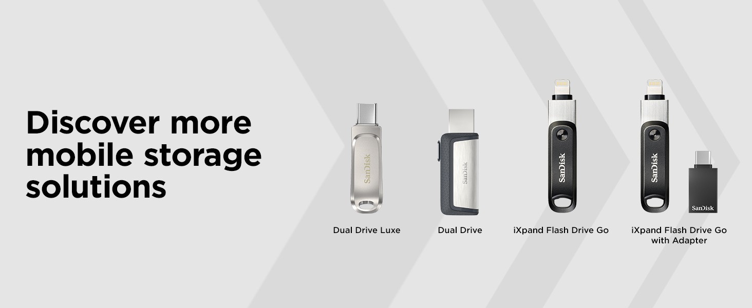 Discover more mobile storage solutions