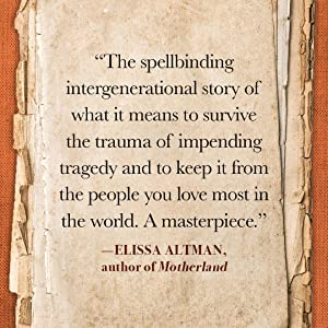 """A masterpiece."" –Elissa Altman, author of Motherland"