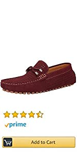 mens summer hollow out slip on loafers