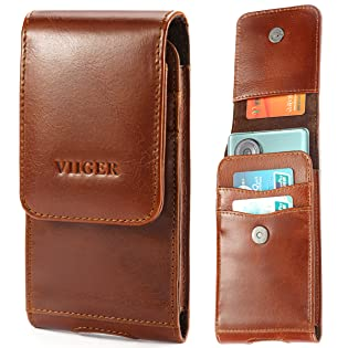 leather cell phone holster for iphone 12 pro max