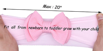 elastic headbands for toddlers