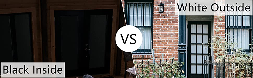 window privacy film