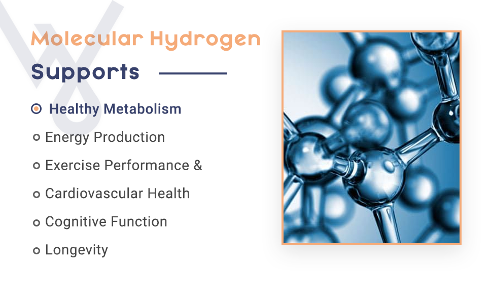 hydrogen supports