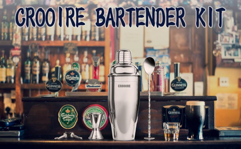 drink shaker set