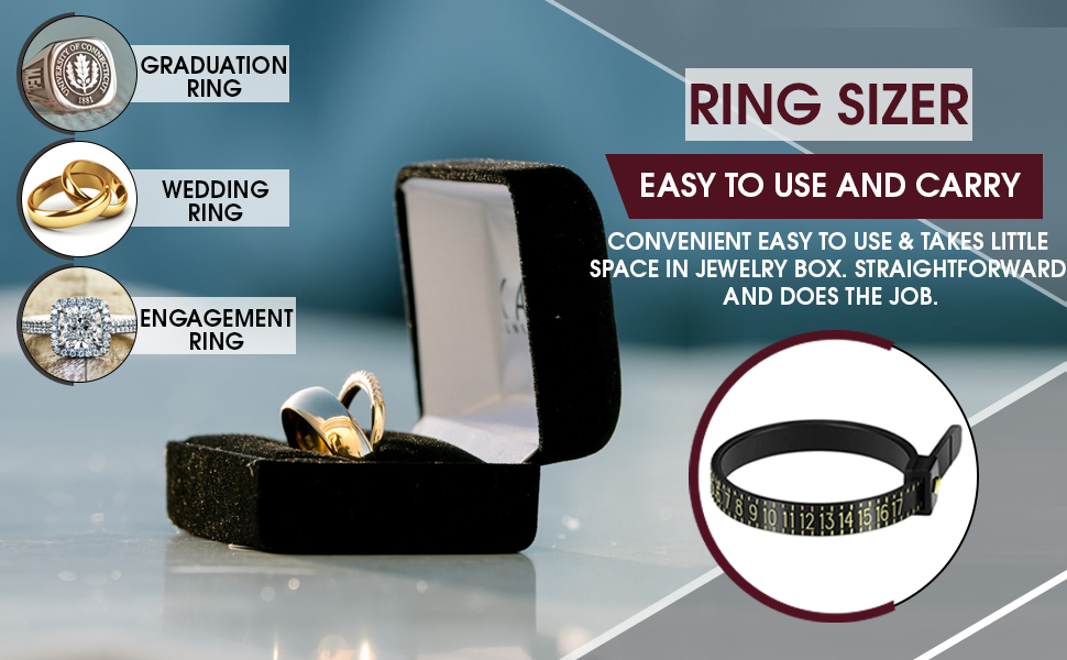 Desvoy Ring Sizer