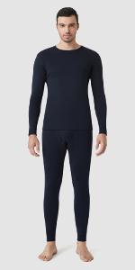 Merino Wool Mens Base Layer Set M31