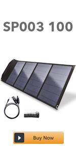 solar panel old 100w