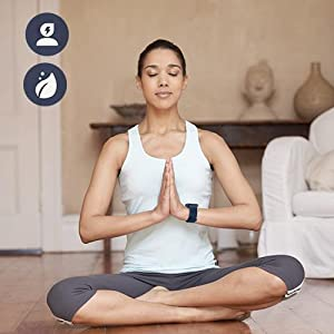 Stress Measurement and breathing guide