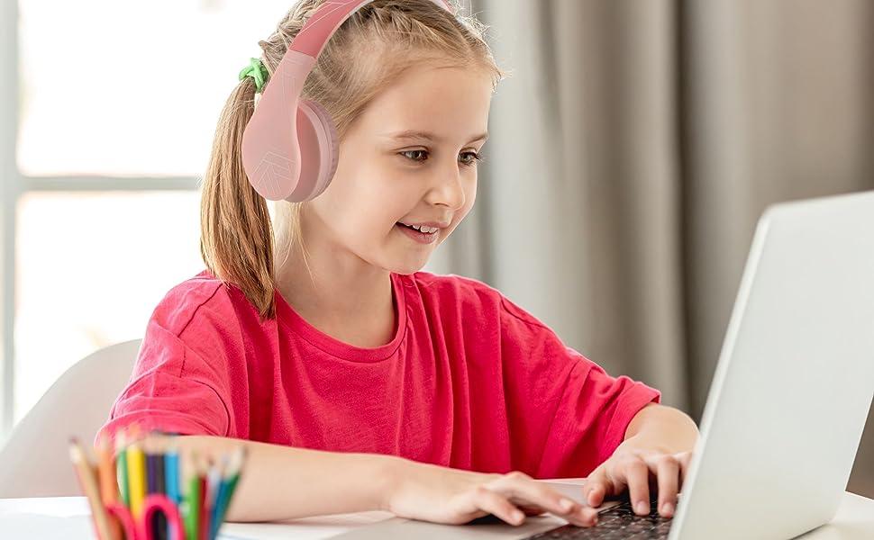 wireless headphones for kids, bluetooth headphones for kids, children headphones, headphones kids