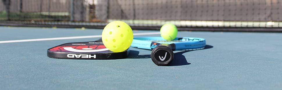 pickleball and tennis gear