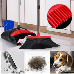 Broom and Dustpan For Home