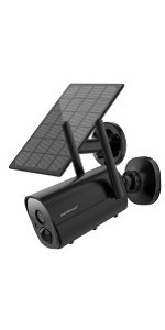 solar wifi camera outdoor