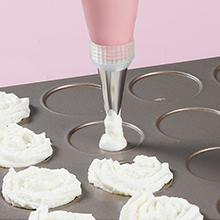 Utilisé pour faire des biscuits