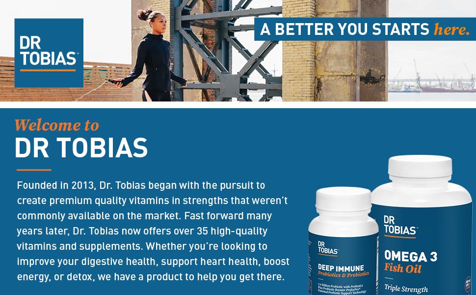 dr. tobias, deep, immune, probiotics, prebiotics, digestion, digestive, gut, health, supplement