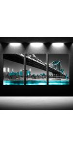 black and white photography wall art black art paintings for wall cityscape wall art for boys