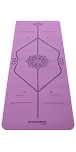 8mm thick TPE yoga mat
