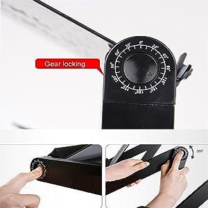 Gear locking