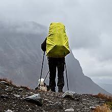 hiking rain pant