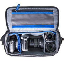 Designed from the ground up for mirrorless & super zoom cameras