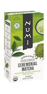 organic ceremonial matcha powder