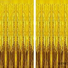 Gold Foil Fringe